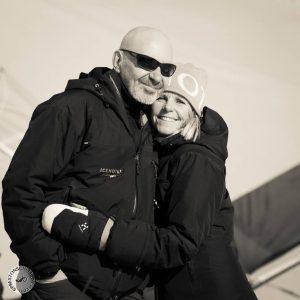 Arne Berg och Åsa af Kliger, Icehotel
