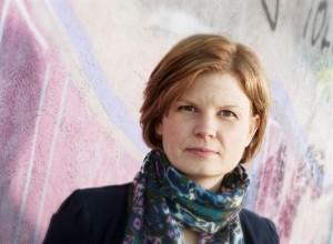 Lina Stoltz. Foto Rabén och Sjögren