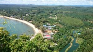 Thailands västkust