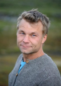 Daniel Wikslund. Foto Maria Söderberg.