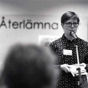 Katarina Kieri. Foto Håkan Liljestrand