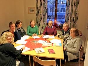 Studiecirkel i meänkieli. Foto Sven-Olov Larsson