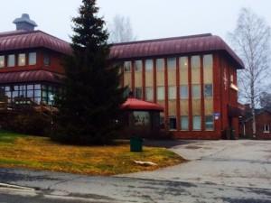 Övertorneå kommunhus. Foto Susanne Redebo