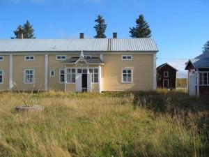 Forslundsgården i Vojakkala. Foto Länsstyrelsen