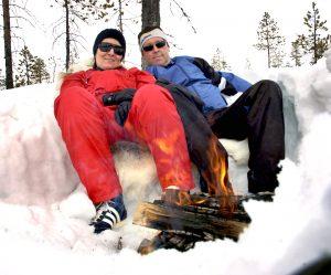 Ingemar och Petra foto Privat