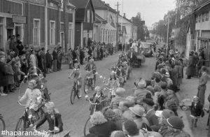 Barnens dag 1948. Foto Haparanda stadsarkiv