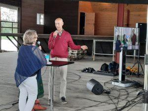 STR-T:s grundare Bertil Isaksson och Mona Mörtlund berättar om tiden då man bestämde sig för att starta en förening för tornedalingar.
